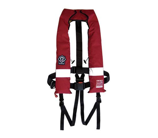 Manual lifejackets