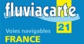 Inland France Fluviacarte