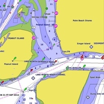 Garmin Bluecharts HD