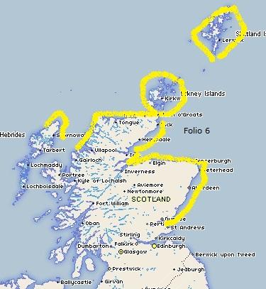 Admiralty - Folio 6-N&E Scotland-Lewis-Forth-N Isles