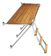 Boarding ladders & platforms