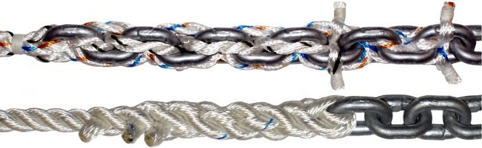 Anchors, chain & rope