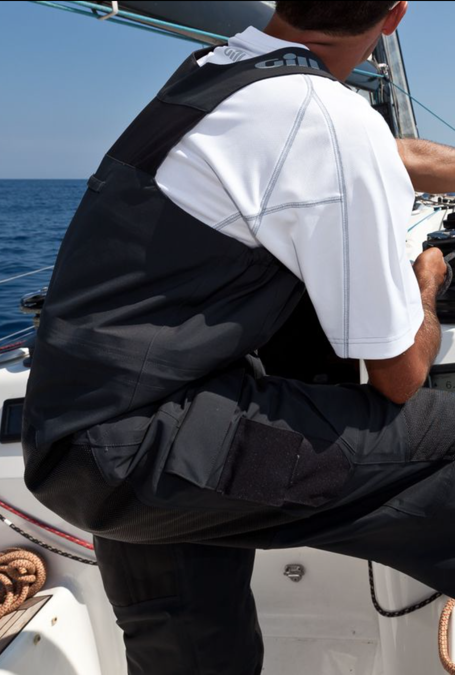 Men's Ocean & Offshore Trousers