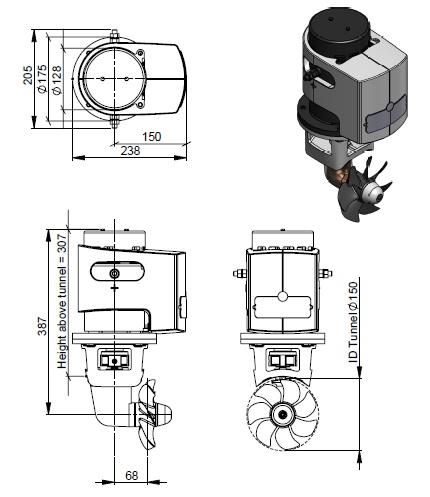 Craftsman 55 Dimensions