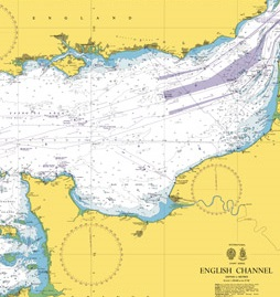 Admiralty Chart 2675