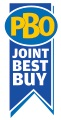 PBO Best Buy badge