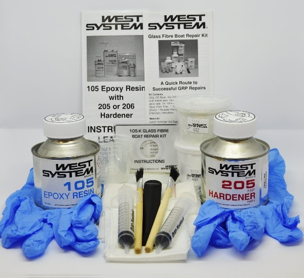 Image of kit contents