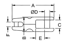 Dimensions drawing