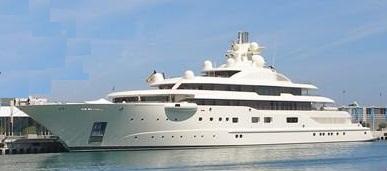 Superyacht - Bluechart Customer