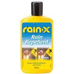RAIN-X Rain Repellant - the invisible windscreen wiper