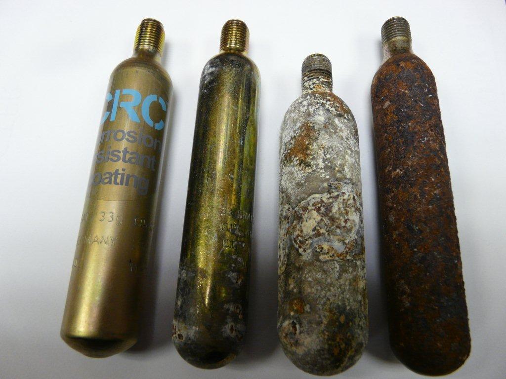 Spinlock CRC CO2 Bottle