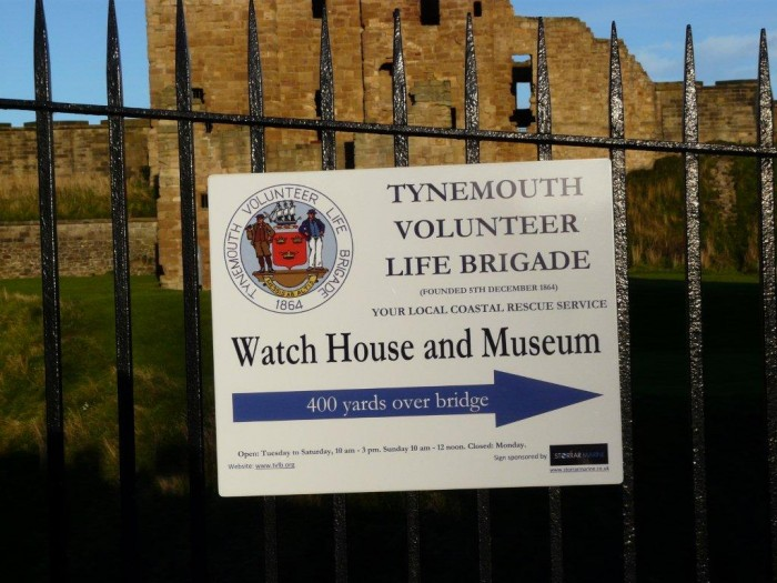 The Tynemouth Volunteer Life Brigade