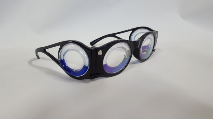 Boarding Ring Anti Motion/Sea Sickness Glasses - www.marinechandlery.com