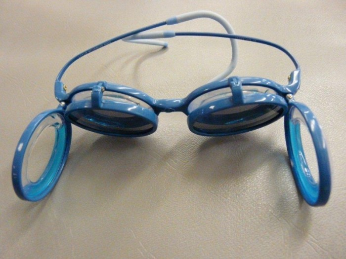Children's Boarding Ring Anti Motion/Sea Sickness Glasses - www.marinechandlery.com