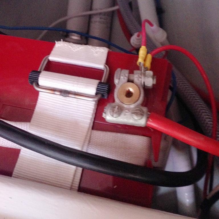 Merlin Smartgauge Battery Monitor - Easy Installation