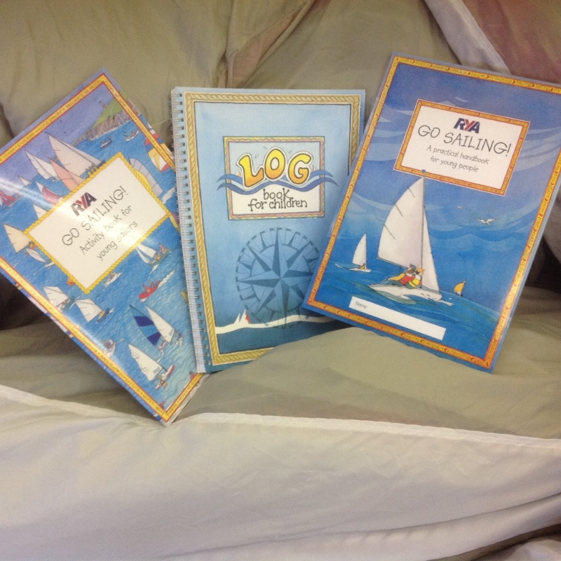 Books for young sailors