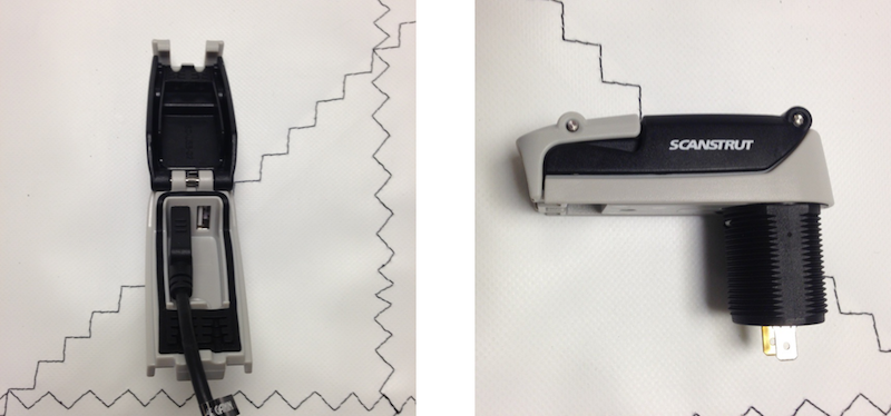 Scanstrut Rokk USB Charger Unit